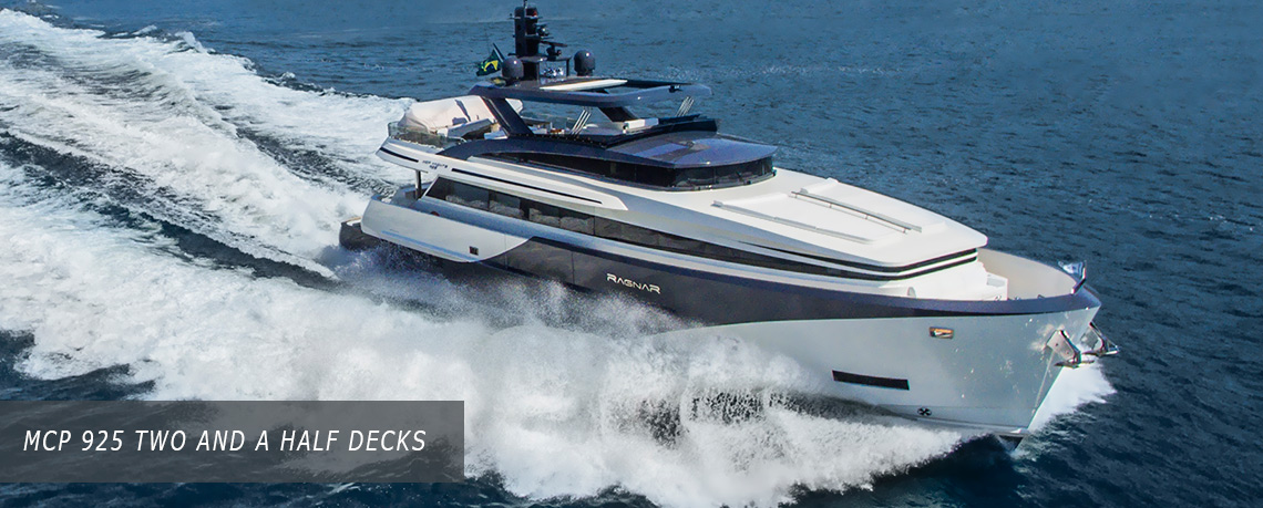 Silver Bullet 100' - Exclusive Yacht by the new MCP Sailing Yacht Division