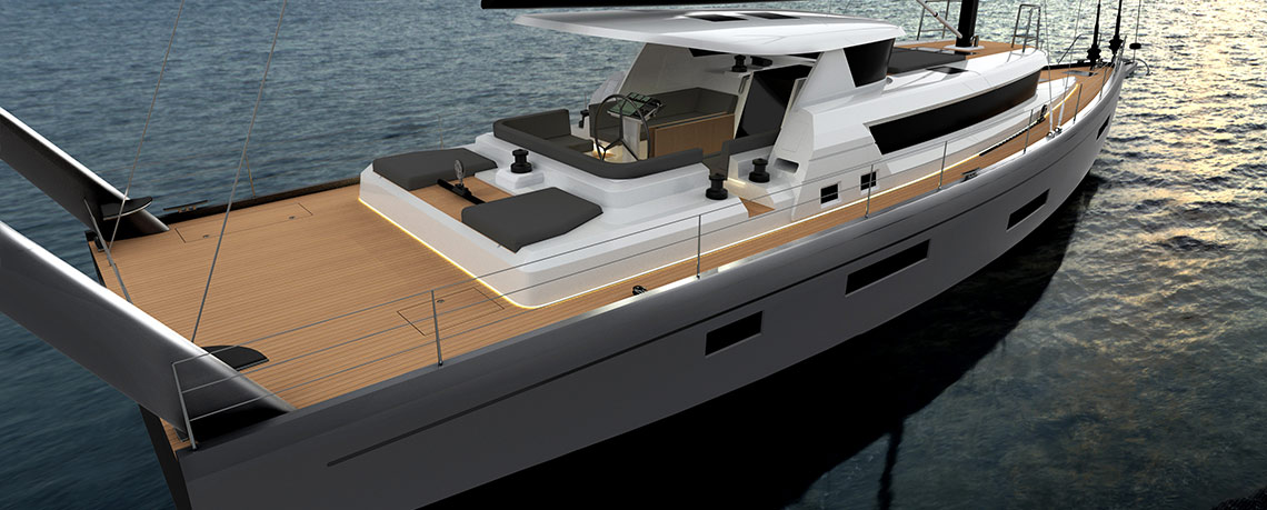 Global Exp 66 - MCP Yachts